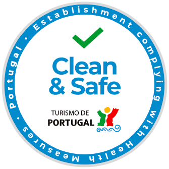 Clean and Safe official seal